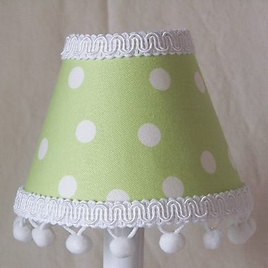 Silly Bear Jack and Beanstalk 11'' Fabric Empire Lamp Shade