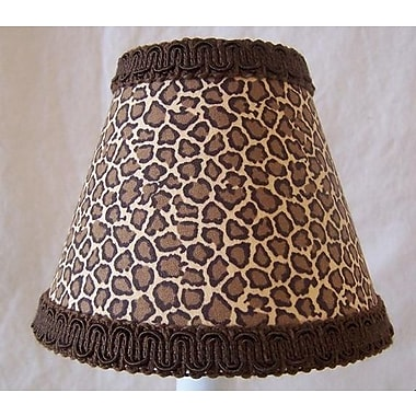 Silly Bear On The Plains 11'' Fabric Empire Lamp Shade