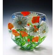 ChristinasHandpainted Summer Splash Vase