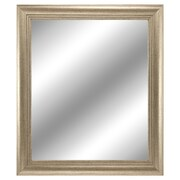Propac Images Beveled Mirror; 35'' H x 29'' W x 1'' D