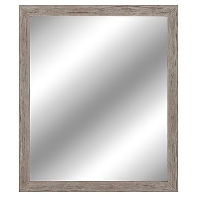 Propac Images Beveled Mirror; 27'' H x 23'' W x 1'' D
