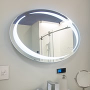 Sergena Sol Oval LED Vanity Mirror