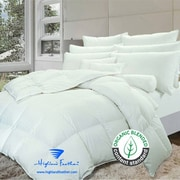 Highland Feather 300TC Tencel Lightweight Down Comforter Blanket; California King