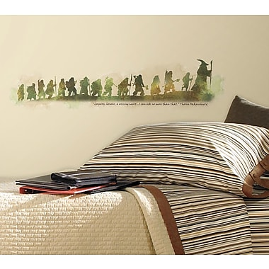 Wallhogs The Hobbit Movie Giant Wall Quote Wall Decal