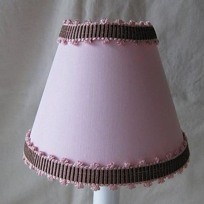 Silly Bear Marionberry Bon Bons 11'' Fabric Empire Lamp Shade