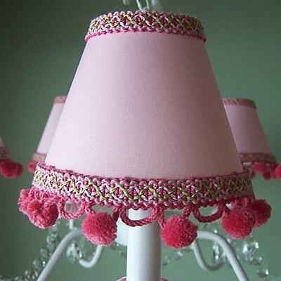 Silly Bear Fairytale 11'' Fabric Empire Lamp Shade