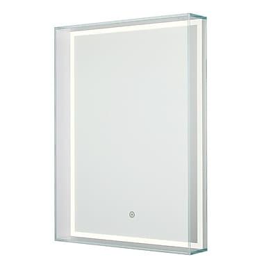 Sergena Ice Box Rectangular LED Vanity Mirror
