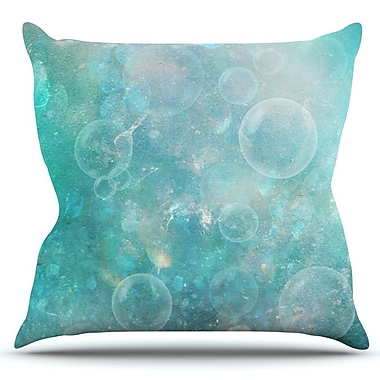KESS InHouse Happily Ever After by Sylvia Cook Outdoor Throw Pillow