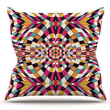 KESS InHouse Rebel Ya by Danny Ivan Outdoor Throw Pillow
