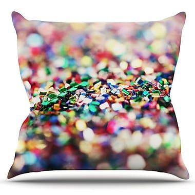 KESS InHouse Celebrate by Beth Engel Outdoor Throw Pillow