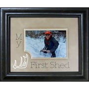 The James Lawrence Company My First Shed Picture Frame