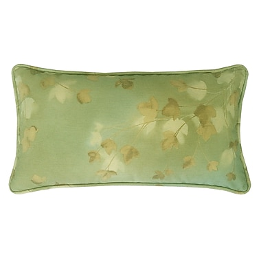 R&MIndustries Misty Morning 100pct Cotton Pillow