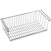 LTL More Inside Under Shelf Metal Basket; 10'' H x 20'' W x 7'' D