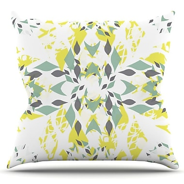 KESS InHouse Springtide by Miranda Mol Outdoor Throw Pillow