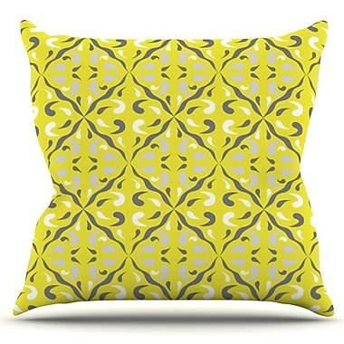 KESS InHouse Seedtime by Miranda Mol Outdoor Throw Pillow