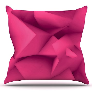 KESS InHouse Surface by Danny Ivan Outdoor Throw Pillow