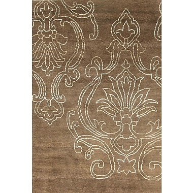 MOTI Rugs Bay Arbor Hand-Knotted Area Rug; 8' x 10'