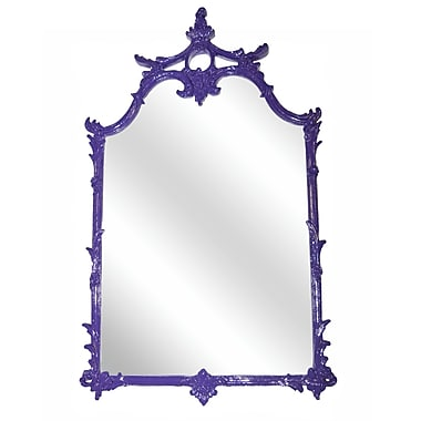 Hickory Manor House Chauncy Mirror; Violet