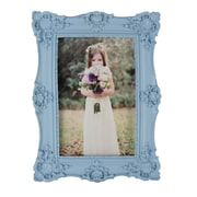 KingwinHomeDecor Resin Picture Frame; Blue