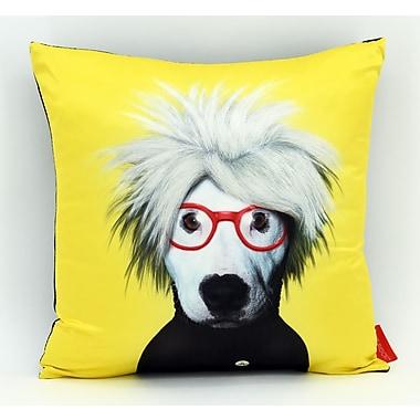 Empire Art Direct Pets Rock ''Soup'' Throw Pillow