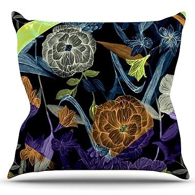 KESS InHouse Wonder by Gabriela Fuente Outdoor Throw Pillow