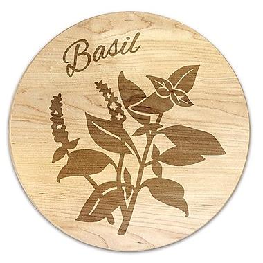 Martins Homewares Herb Garden Basil Trivet