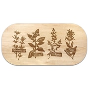 Martins Homewares Herb Garden Serving Board