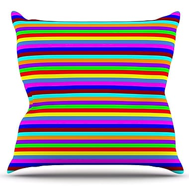 KESS InHouse Bombon by Trebam Outdoor Throw Pillow