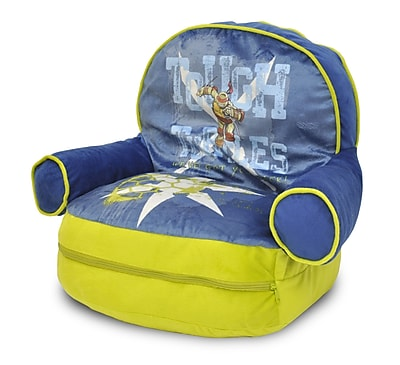 Idea Nuova Teenage Mutant Ninja Turtles Kids Novelty Chair w/ Storage Compartment WYF078278670229