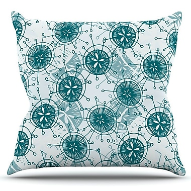 KESS InHouse Satellite by Anchobee Outdoor Throw Pillow