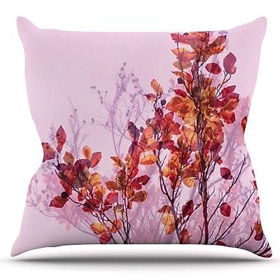 KESS InHouse Autumn Symphony by Iris Lehnhardt Outdoor Throw Pillow
