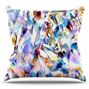 KESS InHouse Buzz by Gabriela Fuente Outdoor Throw Pillow