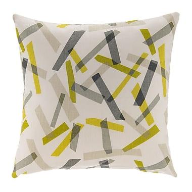 Grouchy Goose Pixiestix Velvet Throw Pillow