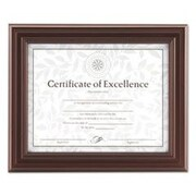 DAX MANUFACTURING INC. Solid Wood Picture Frame; Rosewood
