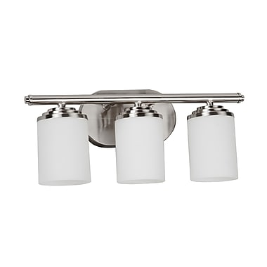 AFX Vernon 3-Light Vanity Light