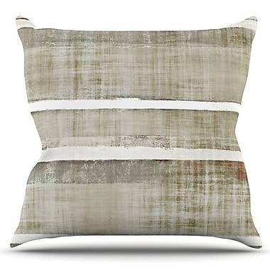 KESS InHouse Loving Life by CarolLynn Tice Outdoor Throw Pillow