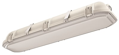 Lithonia Lighting Wet Location Vapor Tight Luminaire; 5000 K WYF078278679916