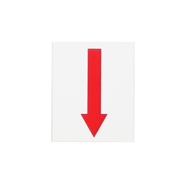 Kostklip® Arrow, Allocation Marker ShelfTalker, 1.25