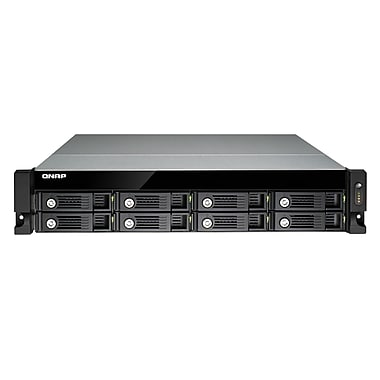 QNAP (TVS-871U-RP-i5-8G-US) 8-Bay High Performance Unified Storage, 8GB RAM
