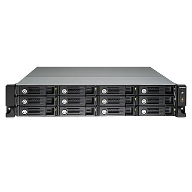 QNAP (TS-1253U-US) 12-Bay NAS, 4GB RAM
