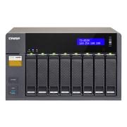 QNAP – Combo NAS QTS-Linux 8 baies, mémoire vive de 4 Go (TS-853A-4G-US)