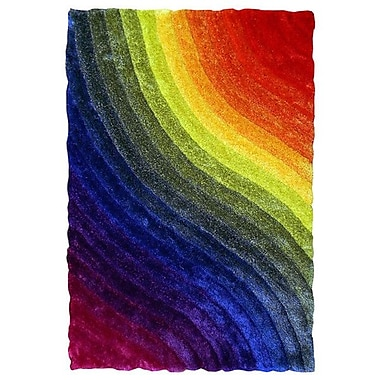Sintechno Inc Rainbow Area Rug
