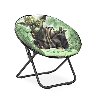 Idea Nuova Star Wars Tween Papasan Chair