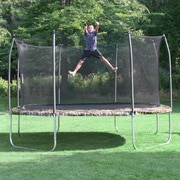 Skywalker Camo 14' Square Trampoline and Enclosure by