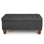AdecoTrading Home Life Storage Bedroom Bench