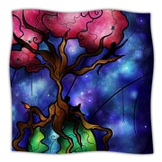 KESS InHouse Always Us Throw Blanket; 80'' L x 60'' W