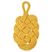 Janey Lynn's Designs Inc Braided Trivets; Cornbread