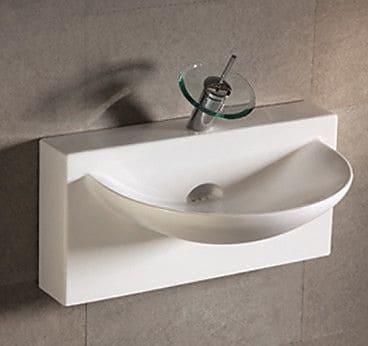 Whitehaus Collection Isabella Ceramic 28'' Wall Mount Bathroom Sink
