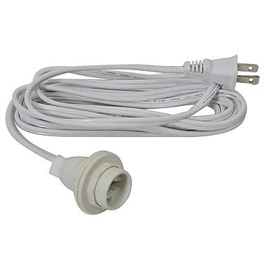 Fantastic Craft Cording E12 Socket; White