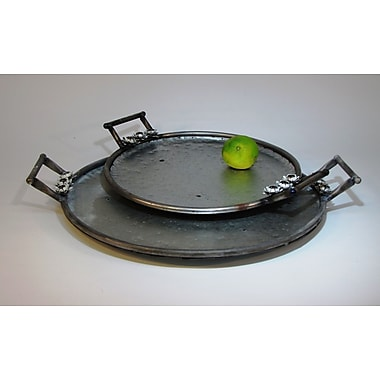 Metrotex Designs 2 Piece Serving Tray Set